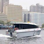 В Дубае новые водные такси
