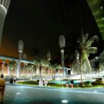 Экологически чистый город в ОАЭ.
