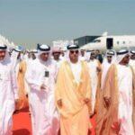Хазза открыл Abu Dhabi Air Expo 2013
