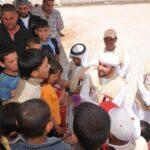 МОМ поддерживает Красного Полумесяца ОАЭ в новом сирийском лагере беженцев в Иордании