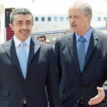 Абдулла и алжирский премьер-министр обсудили связи