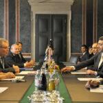 Абдулла бен Заид со своим греческим коллегой обсудили двусторонние отношения