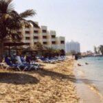 Жилье с видом на пляж в Абу-Даби