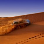 Как отдохнуть в пустынях ОАЭ?